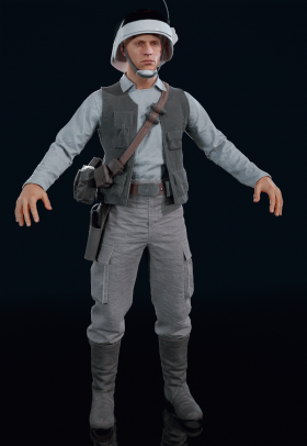 Star Wars Battlefront II - Rebel Soldier (Death Star)