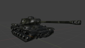 IS-2 models pack