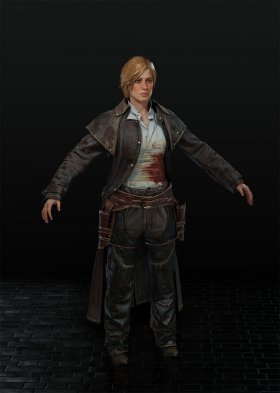 Red Dead Redemption 2 - Sadie Adler Var. 6