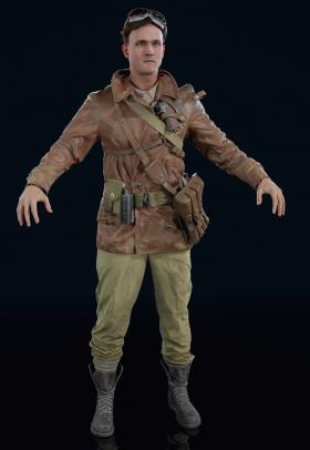 Pack 3D models