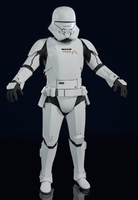 Star Wars Battlefront II - Jet Trooper