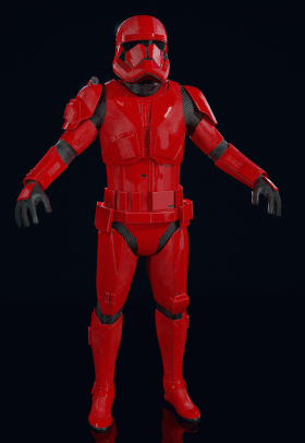 Star Wars Battlefront II - Sith Trooper
