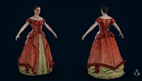 Evie Frye Formal Dress