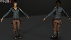 Chloe Frazer Winter Outfit