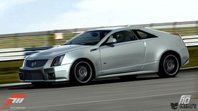 Cadillac 2011 CTS-V Coupe