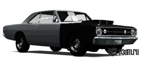 Dodge Dart HEMI Super Stock 1968