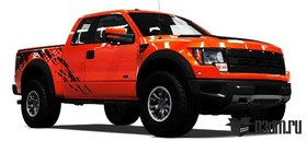 Ford F150 SVT Raptor 2011
