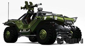 AMG Transport Dynamics M12 FAV Warthog