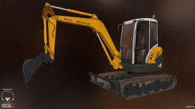 Mini Excavator Caterpillar 305.5 ECR