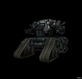 Hunter-Killer Tank