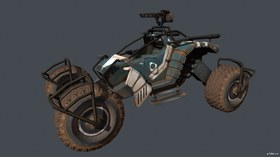 Miner All-Terrain Vehicle
