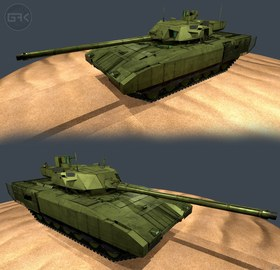Armata T-14 fixed