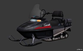 Arctic polaris widetrak