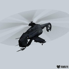 Combine Helicopter