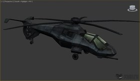 Attack heli USA