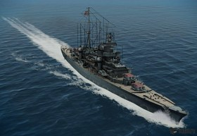 Admiral Hipper Heavy Cruiser