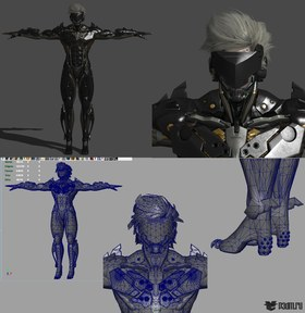 Raiden default