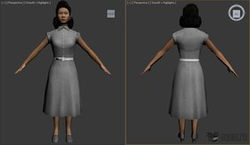 Woman from mafia2