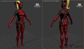 Deadpool (Lady)