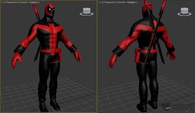 Deadpool (Ultimate)
