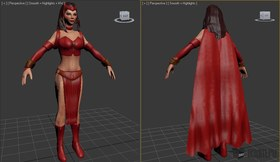 Scarlet Witch (Romani)