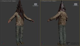 Alex pyramid head