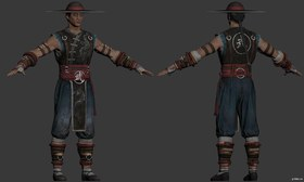 Tournament Kung Lao