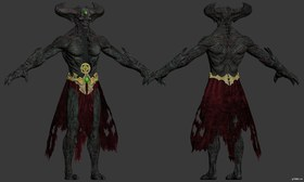 Shinnok Boss