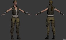 Tournament Sonya Blade