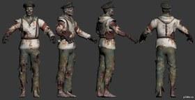 Call of Duty: Black Ops III » Pack 3D models