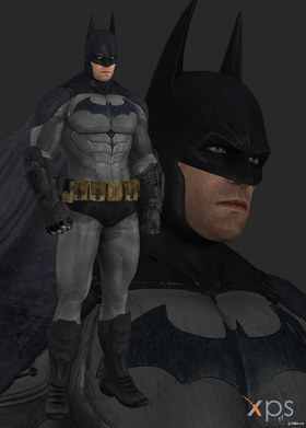 Batman (Old Suit)