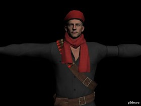 Revolver Ocelot (MGS3 Outfit)