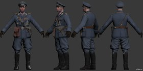 Luftwaffe Officer