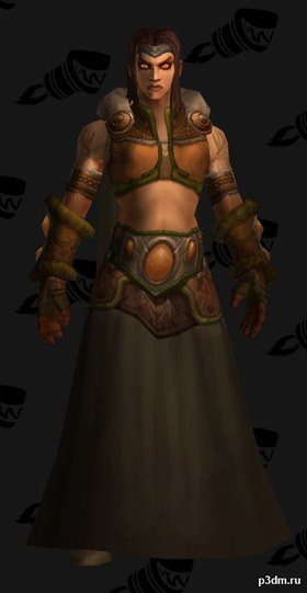 Vrykul Female Boss
