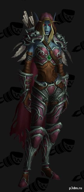 Lady Sylvanas Windrunner