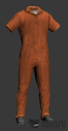 Jail Uniform