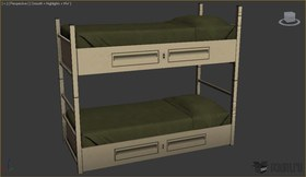 Bedding Bunk Bed