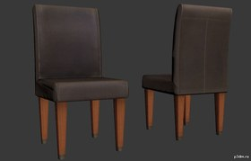 Classic condo dining chair