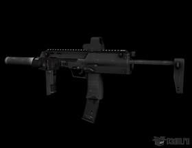 MP7A1 NAVY SEALS