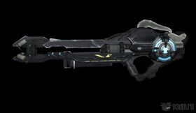 LP pulse rifle