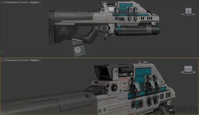 Armacham Type-12 Pulse Weapon