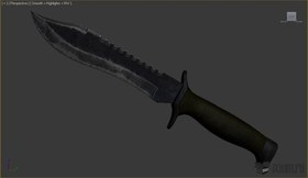 Commando Knife