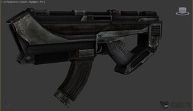 SMG from Turok