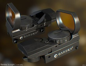 Barska electro 1x sight