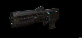 TREK-13 Automatic Shotgun