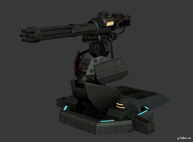 Turret FPS